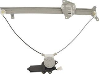 Dorman 741 940 Front Driver Side Replacement Power Window Regulator with Motor for Mitsubishi Montero: Automotive
