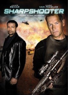 Sharpshooter: James Remar, Mario Van Peebles, Al Sapienza, Catherine Mary Stewart, Bruce Boxleitner, Dave Power, Andre Ware, John Prosky, Dominic Rains, Mike Grief, Lee Anthony, Shirley Saunders, Armand Mastroianni, James Wilberger, Kevin Bocarde, Kyle A.