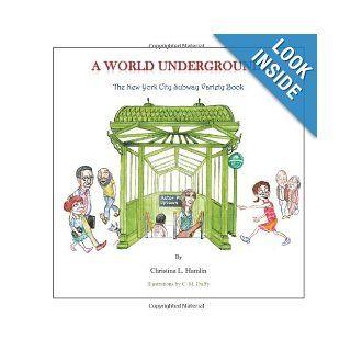 A WORLD UNDERGROUND The New York City Subway Variety Book Christina L. Hamlin, C. M. Duffy 9781479209101 Books