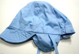 Baby Boy Spring hat with Ear Flaps Infant Toddler Summer Cap Blue size 47 9 12 months  Infant And Toddler Hats  Baby