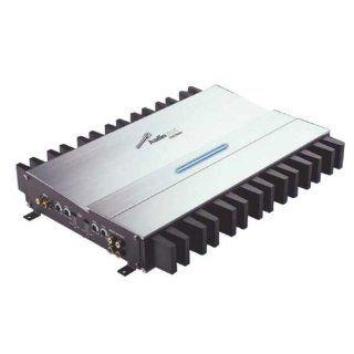 GM 754 4 Channel 1500 Watt Mosfet Power Amplifier  Vehicle Multi Channel Amplifiers