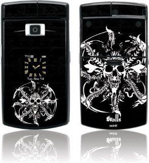 Skull Art   Skull Pendant   Samsung SCH U740   Skinit Skin Electronics