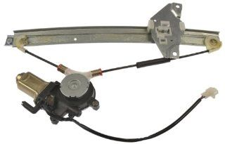 Dorman 741 793 Rear Passenger Side Replacement Power Window Regulator with Motor for Toyota Camry Automotive