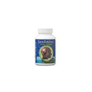 Gematria   Gem Aminos Brain Support Formula   60 Capsules  746 mg/capsule Health & Personal Care