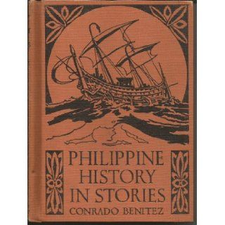 Philippine history in stories: Conrado O Benitez: Books