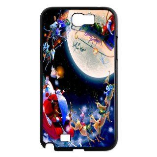 Mystic Zone Customized The Nightmare Before Christmas Samsung Galaxy Note 2(N7100) Case for Samsung Galaxy Note II Hard Cover WK0455 Cell Phones & Accessories