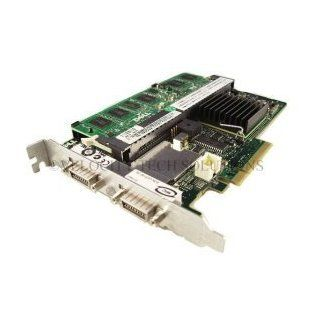 Dell XM768 Perc 5E PCI E SAS Dual Channel Raid Controller PowerEdge 2900 2950: Electronics