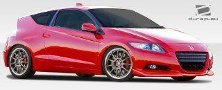 2011 2013 Honda CR Z Duraflex JP Design Body Kit   3 Piece   Includes JP Design Front Lip Under Spoiler Air Dam (107586) JP Design Rear Diffuser (107588) JP Design Rear Wing Trunk Lid Spoiler (107590) Automotive