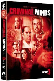 Criminal Minds: Season 3: Shemar Moore, Matthew Gray Gubler, Thomas Gibson, Kirsten Vangsness, A.J. Cook, Joe Mantegna, Paget Brewster, Jon Barton, Jeanne Tripplehorn, Mandy Patinkin, Lola Glaudini, Jayne Atkinson, Anthony Hemingway, Bobby Roth, Edward All