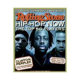 Rolling Stone Magazine Oct. 29, 1998 Issue 798 Master P. Wyclef Jean and Jay Z Cover Books