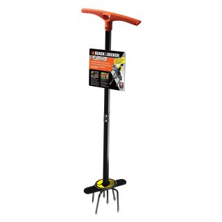 Black & Decker Ratchet Garden Cultivator   Hoes & Cultivators