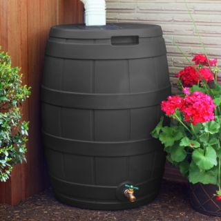 Good Ideas Resin Rain Vault   Rain Barrels