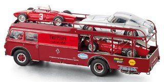 1957 Ferrari Racing Transporter, Type Fiat 642 RN2 Bartoletti  Cars not included Toys & Games