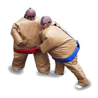 EZ Inflatables Sumo Suits Set of Two   Commercial Inflatables