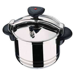 Magefesa Star R Stainless Steel 14 qt. Pressure Cooker   Pressure Cookers