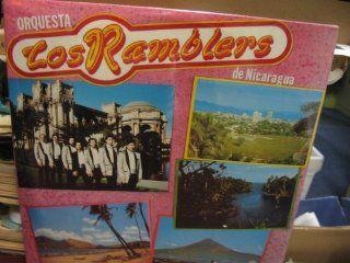 Los Ramblers Orquesta de Nicaragua Luna De Miel En Pochomil [Vinyl LP] 1990 Tropic Records  Other Products