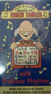 Play & Learn Musical Times Tables: Movies & TV