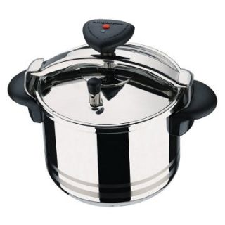Magefesa Star R Stainless Steel 10 qt. Pressure Cooker   Pressure Cookers & Canners