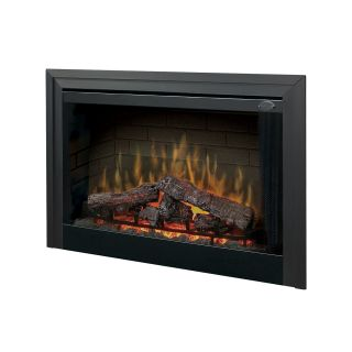 Dimplex 45 in. Built In Electric Fireplace Insert   Electric Inserts