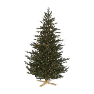 Westner Frasier Fir Pre Lit Christmas Tree   Christmas Trees