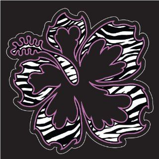 Chroma Graphics 3933 HIBISCUS ZEBRA P: Automotive