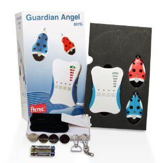 Artec Guardian Angel Tracker 807G: GPS & Navigation