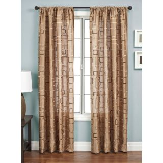 Softline Mano Square Window Curtain Panel   Curtains