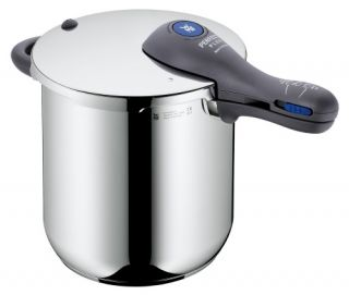 WMF 07.9314.9300 Perfect Plus 8.5 qt. Stainless Steel Pressure Cooker   Pressure Cookers & Canners
