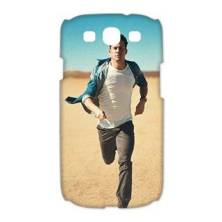 PhoneCaseDiy Famous Star Channing Tatum Custom Fantastic Cover Plastic Hard Case Design Cases For Samsung Galaxy S3 S3 AX51606: Cell Phones & Accessories
