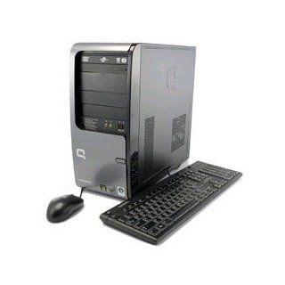 Compaq Presario SR5510F Desktop PC (2.6 GHz AMD Athlon X2 5000 Dual Core Processor, 2 GB RAM, 500 GB Hard Drive, DVD Drive, Vista Premium) : Computers & Accessories