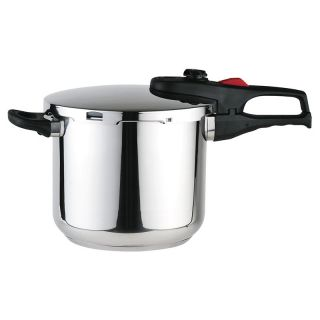 Magefesa Practika Plus Stainless Steel 3.3 qt. Pressure Cooker   Pressure Cookers & Canners