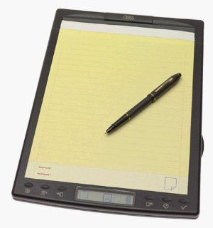 Cross Pen CrossPad CP41001 01 Portable Digital Notepad: Electronics