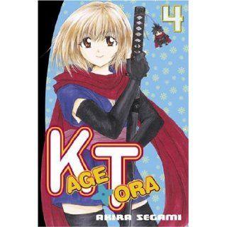 Kagetora 4: Akira Segami: 9780345491442: Books