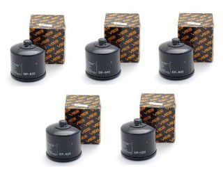 2012 2013 Ducati STREETFIGHTER 848 Oil Filter   (5 pieces): Automotive
