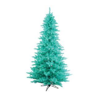 Aqua Fir Christmas Tree   Christmas Trees