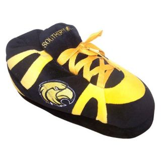 Comfy Feet NCAA Sneaker Boot Slippers   Southern Miss Golden Eagles   Mens Slippers