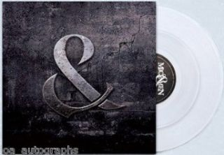 Of Mice & Men The Flood RARE Clear Limited Vinyl Record LP: Entertainment Collectibles