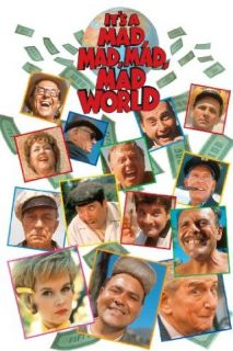 It's a Mad, Mad, Mad, Mad World: Spencer Tracy, Milton Berle, Sid Caesar, Buddy Hackett:  Instant Video
