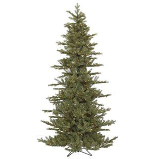Vickerman Slim Austrian Pre Lit Christmas Tree   Christmas Trees