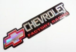 "1x 5"" Red CHEVROLET CHEVY SONIC CAPTIVA COLORADO car truck motocross racing emblem logo sticker decal: Everything Else"