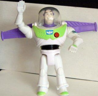 TOY Story   On Video Burger King BUZZ LIGHTYEAR figure