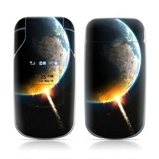 World Killer Design Protective Skin Decal Sticker Cover for LG UX220 Cell Phone: Electronics