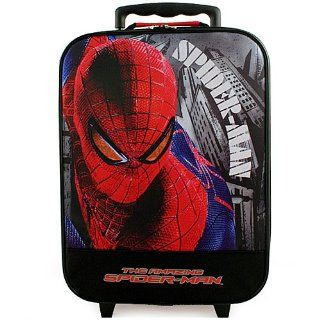 Spider Man Rolling Luggage Case [The Amazing Spider Man] Toys & Games