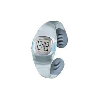 Nike Presto Cee Digital Medium Women's Watch   Clear/Blue  WT0002 901 : Sport Watches : Sports & Outdoors