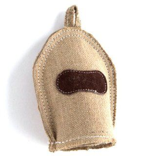 ABO Gear Jute Small Dog Toy, Crinkler : Pet Chew Toys : Pet Supplies