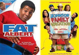 Fat Albert/Johnson Family Vacation: Kenan Thompson, Kyla Pratt, Omarion Grandberry, Marques Houston, Cedric the Entertainer, Shannon Elizabeth, Bow Wow, Dania Ramirez, Shedrack Anderson III, Aaron Frazier, Alphonso McAuley, Keith Robinson, Christopher Ersk