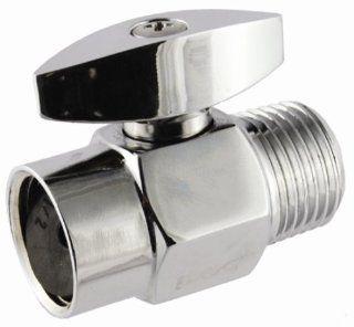 Universal Faucet Parts SA906CP Brass Flow Control Valve   Shower Flow Control Valves