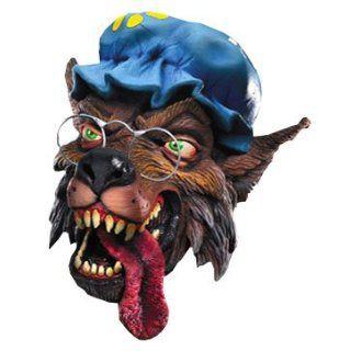 Big Bad Wolf Mask   Adult Std. Costume Masks Clothing