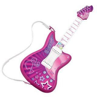 Barbie Jam With Me Rock Star Guitar: Toys & Games