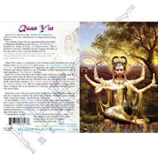 Greeting Cards Quan Yin (pk 6): Everything Else